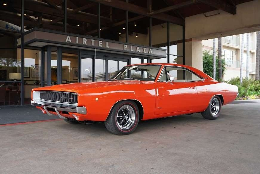 A 1968 Charger That Checks All The Boxes Auto body