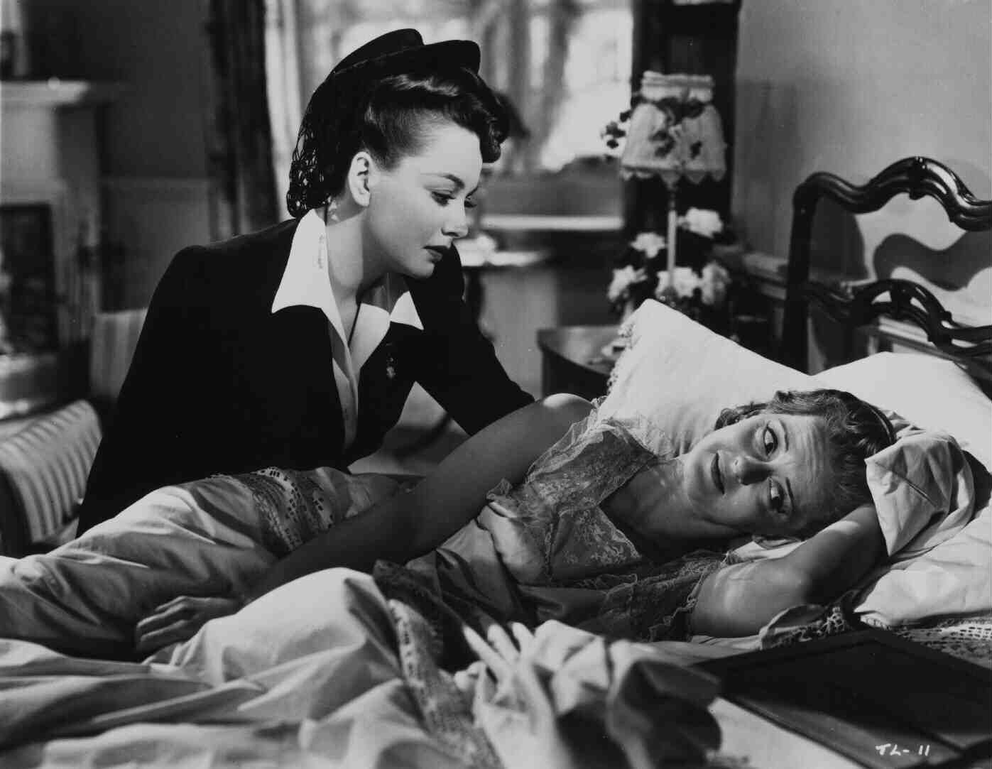 Image result for olivia de havilland bette davis in this our life
