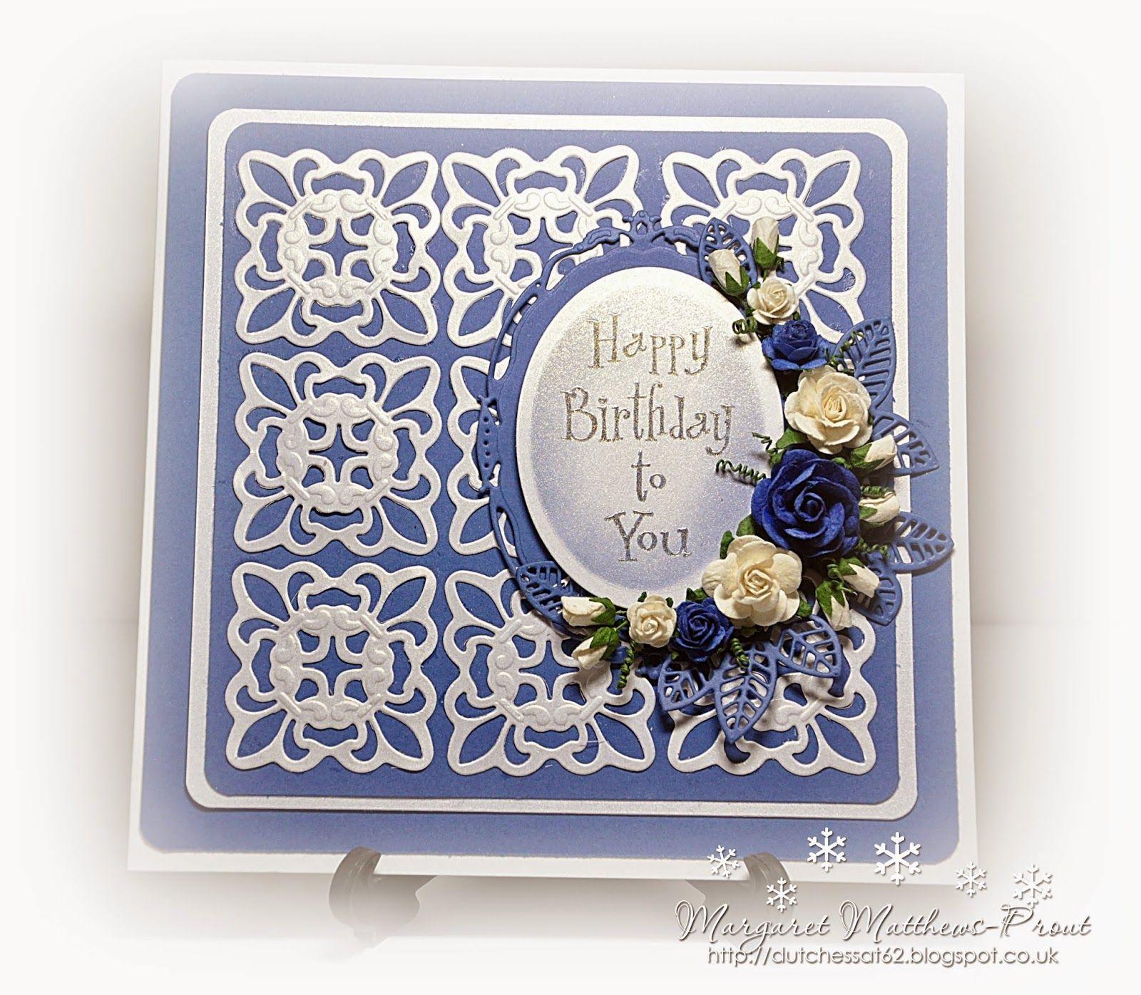 Dutchess a birthday card cards flowers pinterest birthdays