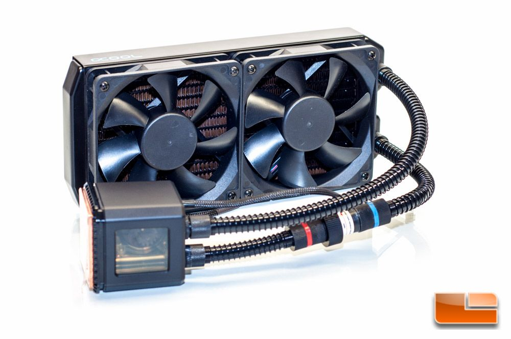 Alphacool Eisbaer Worlds Best Aio Cooler Simple Install Great Thermals Wow Cooler Reviews Cooler Graphic Card