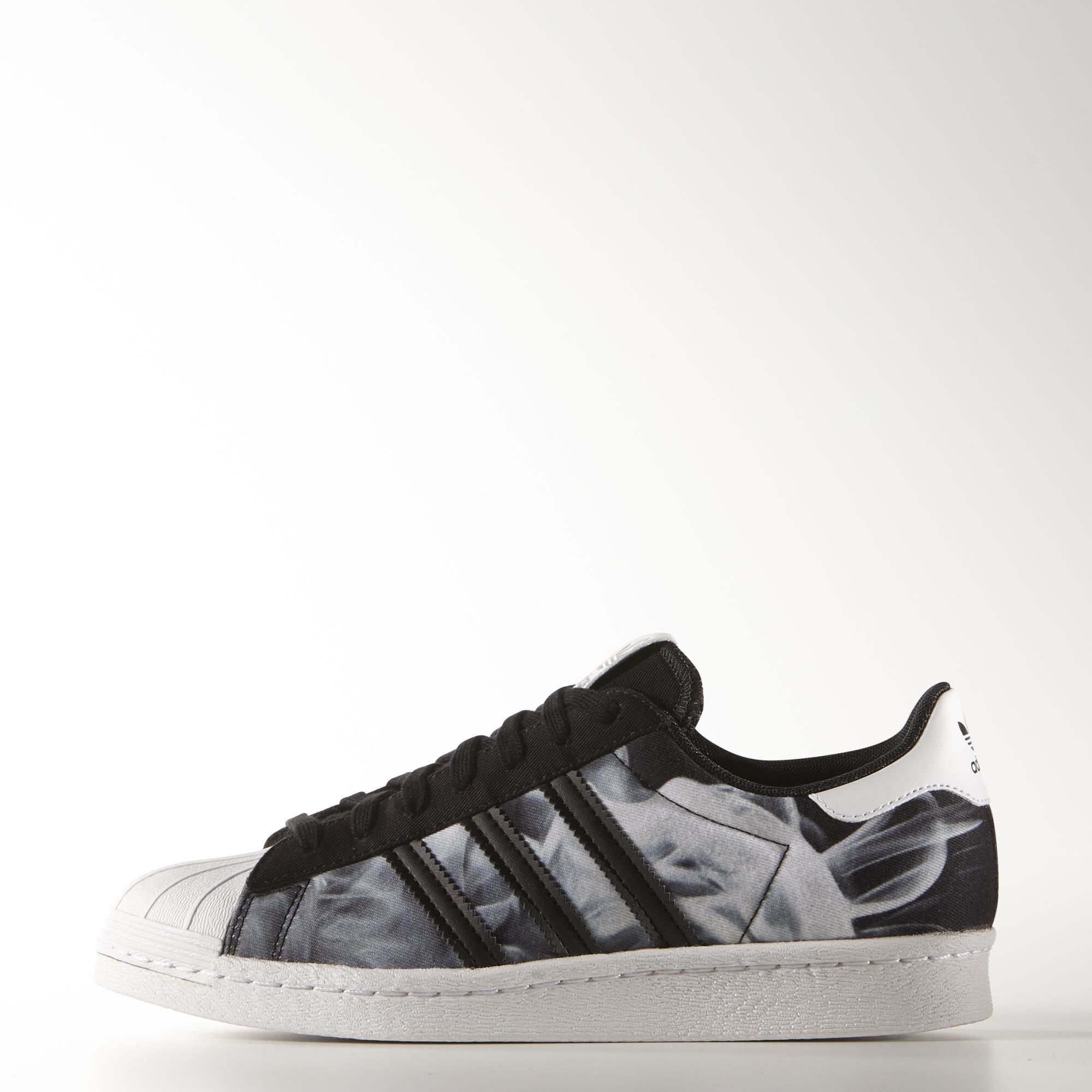 quality design 26556 ec0ae adidas Rita Ora Superstar 80s Shoes - Black | adidas UK ...