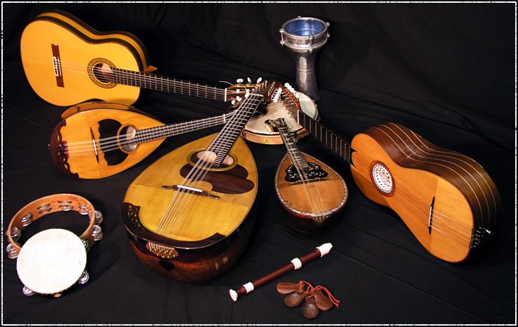 Flamenco Instruments
