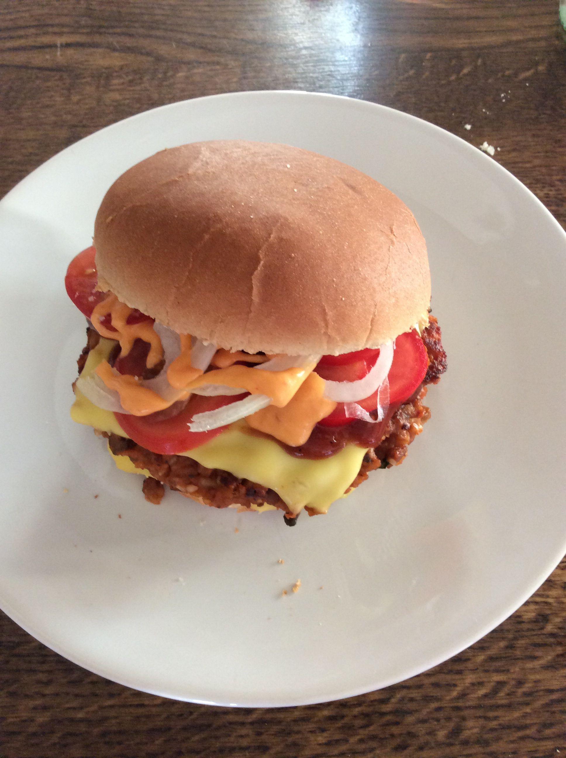 Burger Vegetarisch