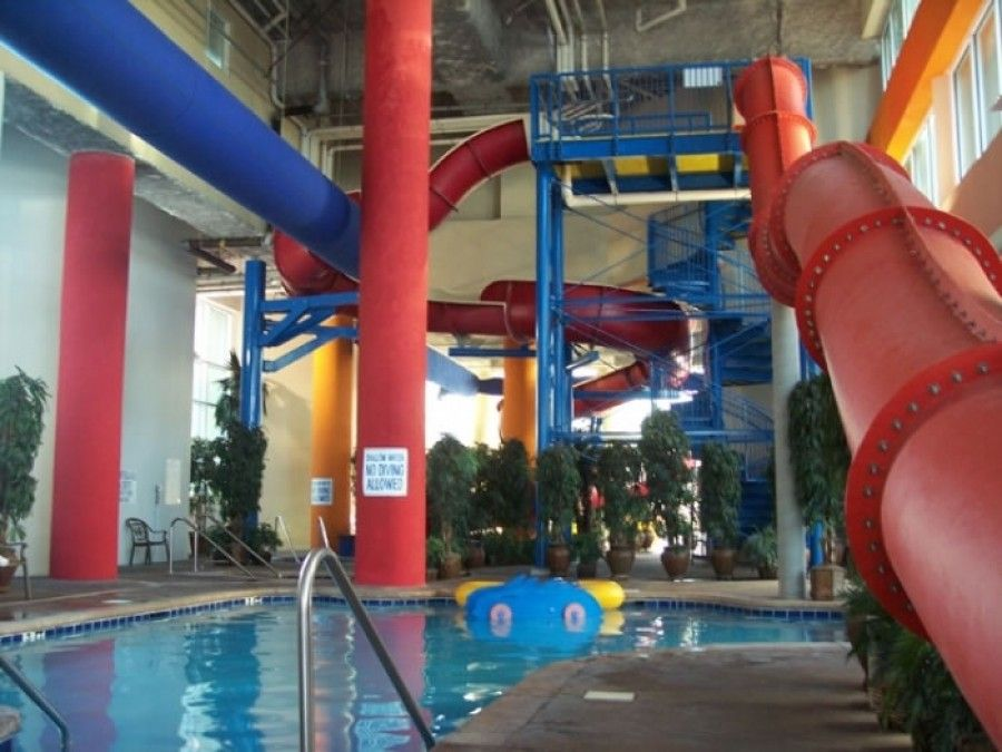 Many Myrtle Beach Area Pools Offer Indoor And Waterparks Open Year Round