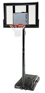 Portable Basketball Hoops 51547 Lifetime Basketball 48 In Bacboard Portable Basketball Hoop Basketball Systems Lifetime Basketball Hoop
