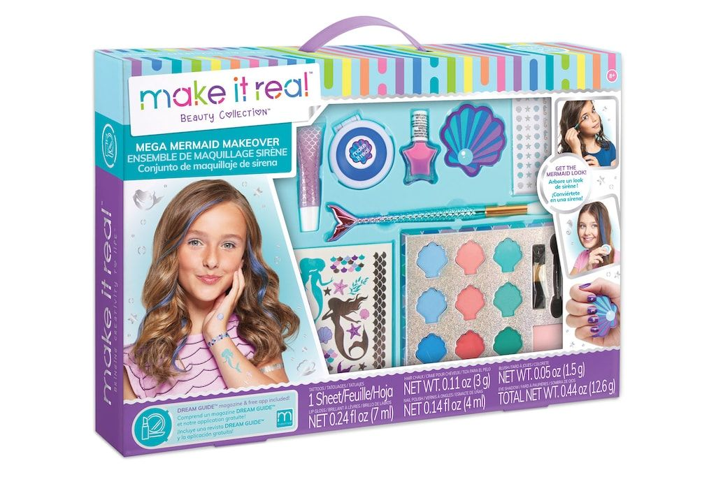 Make It Real™ Beauty Collection™ Mega Mermaid Makeover Kit