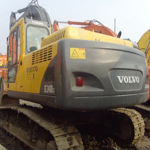 Buy Used Excavators VOLVO EC240B from our professional company now