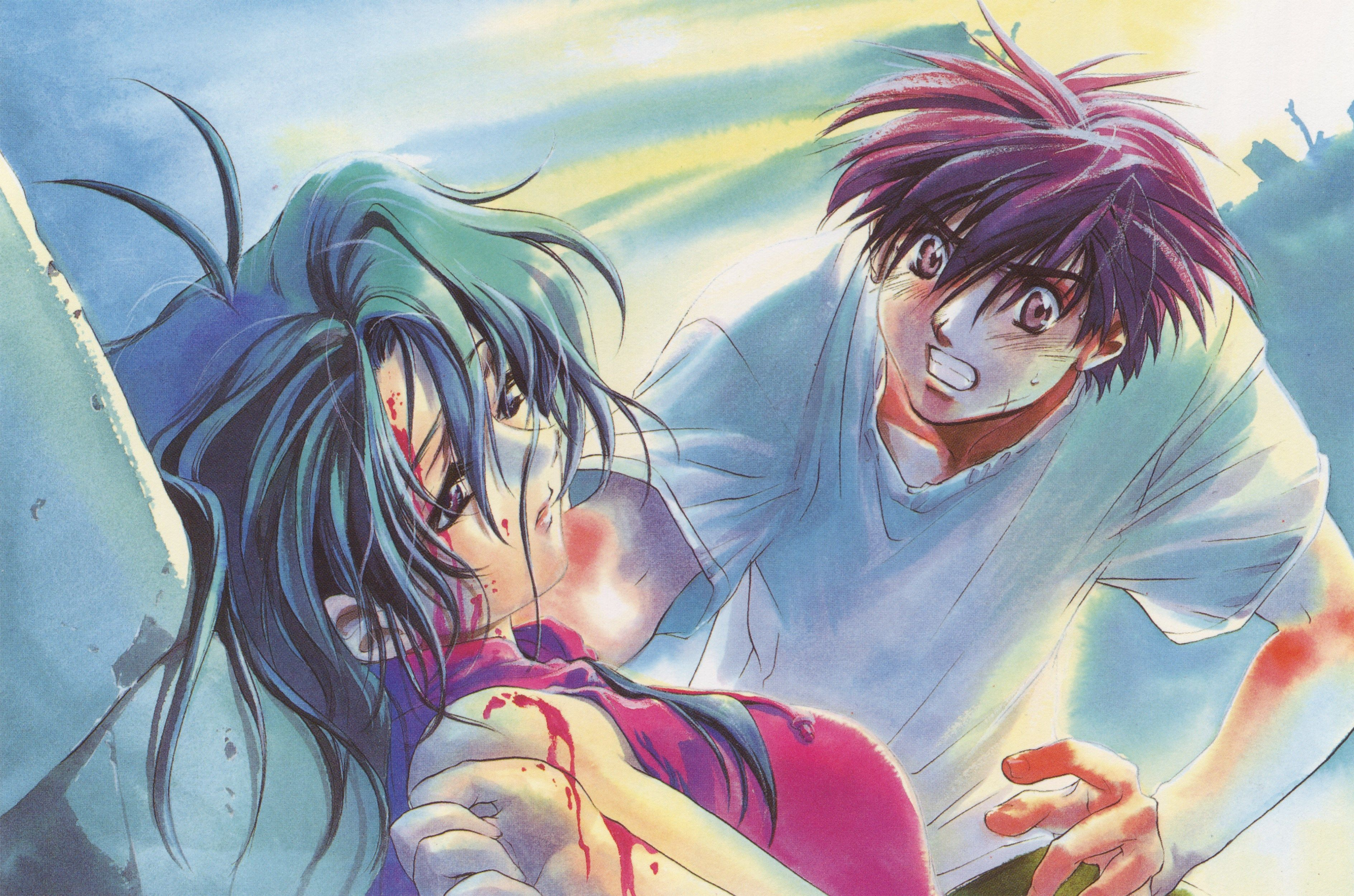 blood anime full episodes