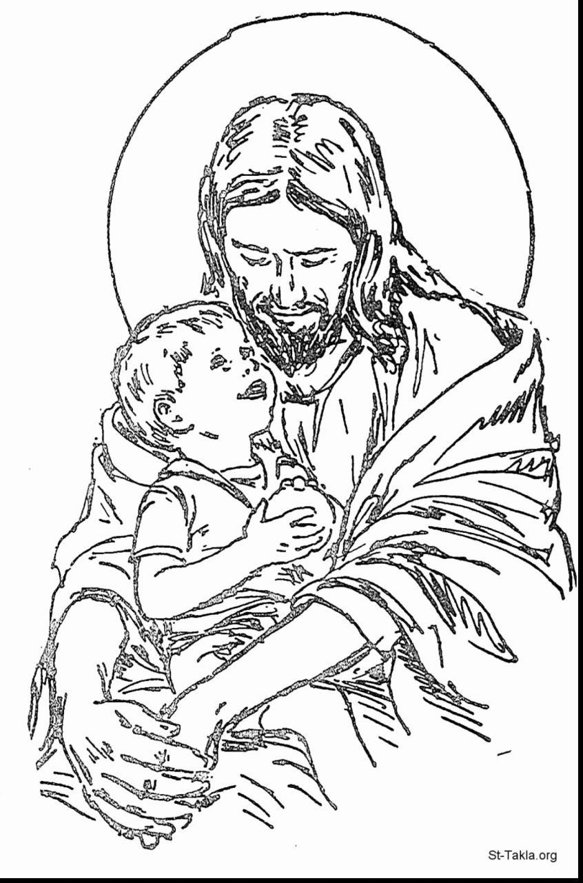 - Baby Jesus Coloring Page Awesome Coloring Jesus Coloring Pages For