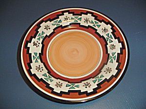 dinner plates from Tabletops Gallery in the Southwest pattern. They are in near mint to mint condition.  sc 1 st  Pinterest & Tabletops Gallery Southwest Dinner Plates | China u0026 Dinnerware ...