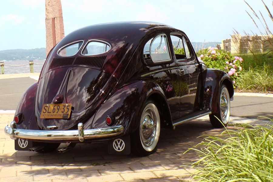1952 split window beetle carros pinterest beetles for 1952 split window vw bug