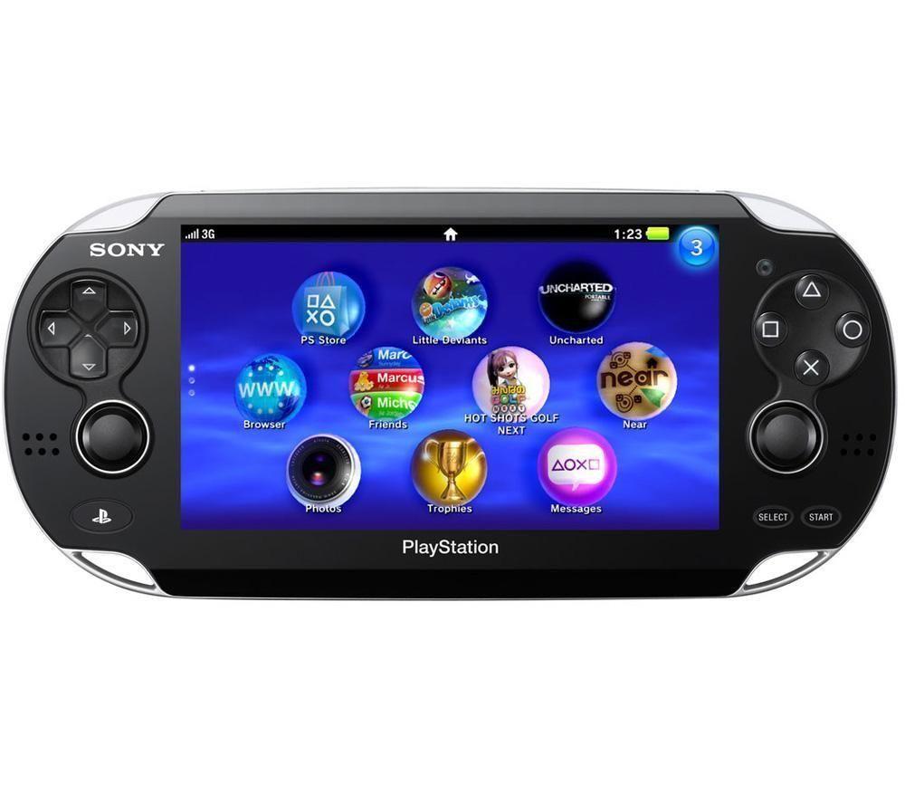 Sony Ps Vita Playstation Sony Playstation Newest Playstation