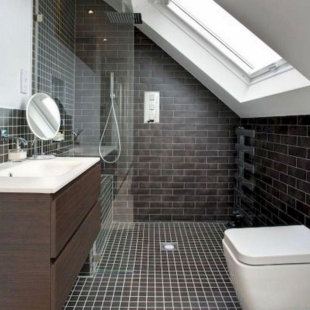30 Modern Attic Bathroom Design Ideas Coodecor Bathroom Ventilation Bathroom Design Bathroom Remodel Master