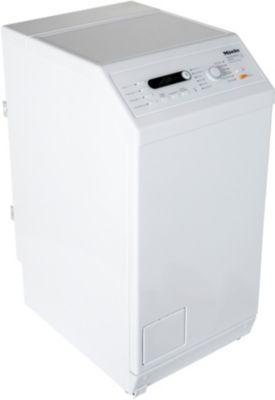 Lave linge top Miele W 695 WPM | Lave linge top, Machine à ...