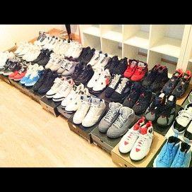 Henry Thomas's I Love J's on SneakerWare
