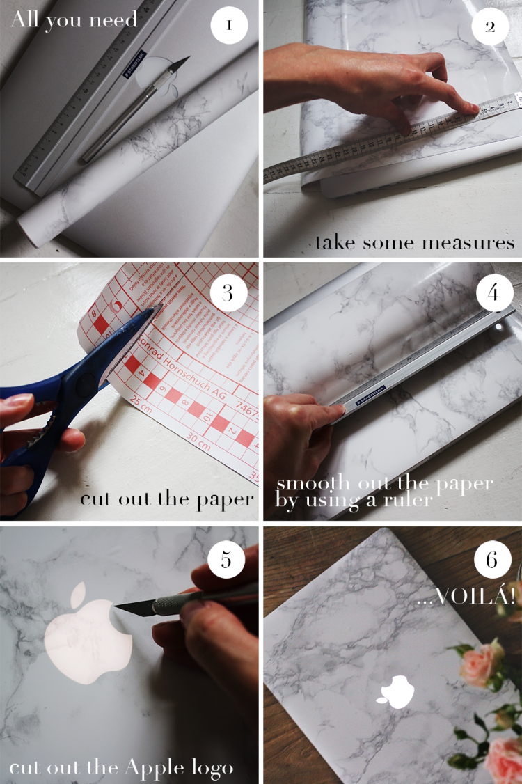 Diy Marble Book Cover : Diy marble laptop cover absolutely need to do this