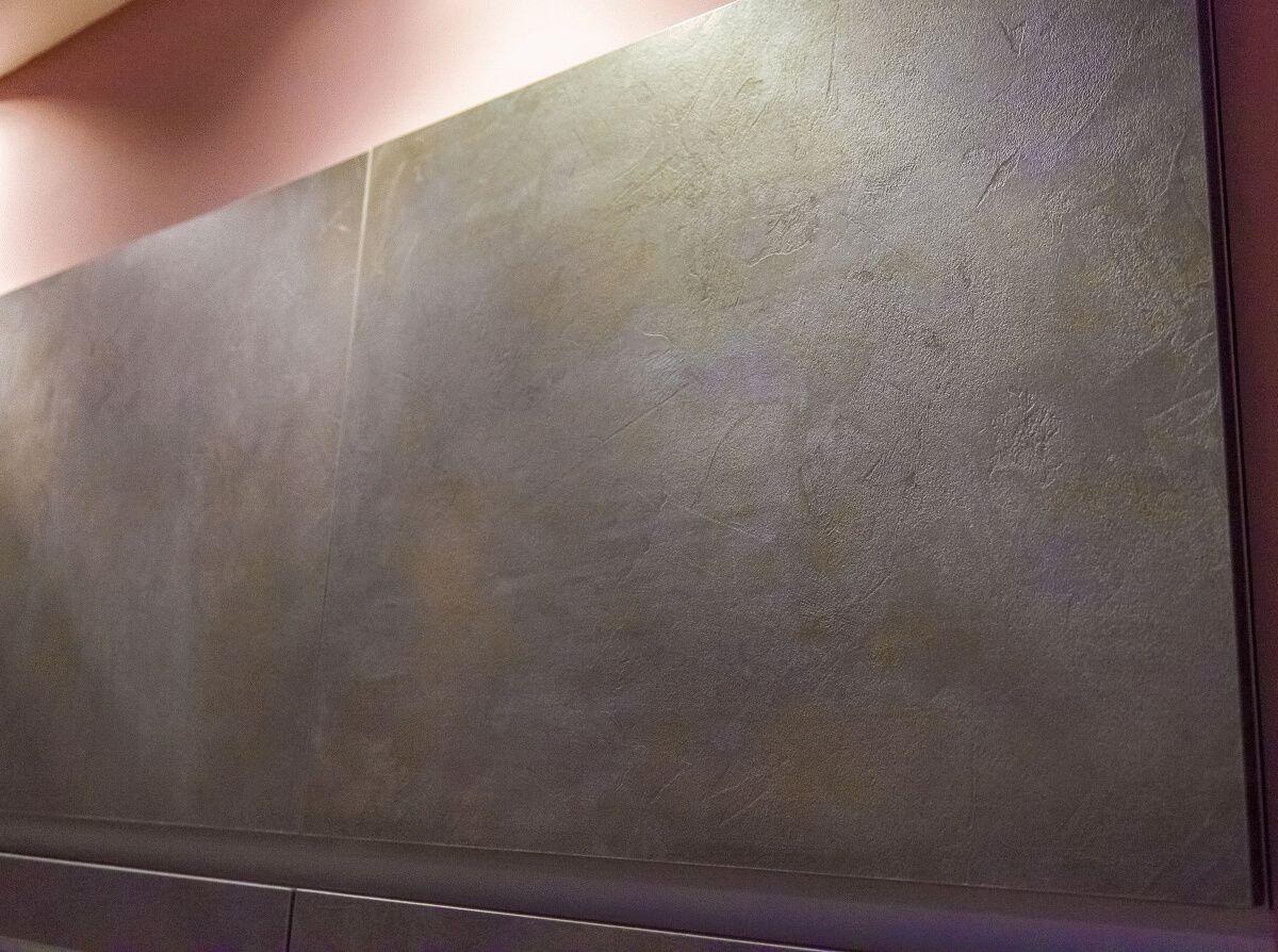 Detalle Puerta De Cocina Efecto Cemento Muebles De Cocina En  # Muebles Peyan Guadalajara