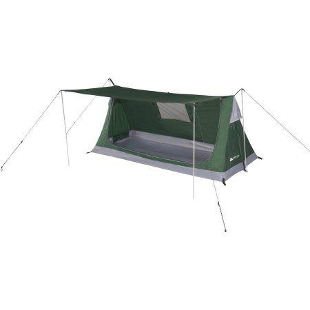 Ozark Trail 86.5 inch x 39.5 inch Bivy Tent Sleeps 1 Green  sc 1 st  Pinterest & Ozark Trail 86.5 inch x 39.5 inch Bivy Tent Sleeps 1 Green ...