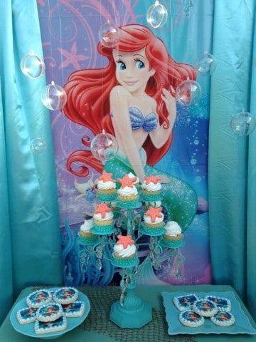 adornos para cumpleaos infantiles princesas