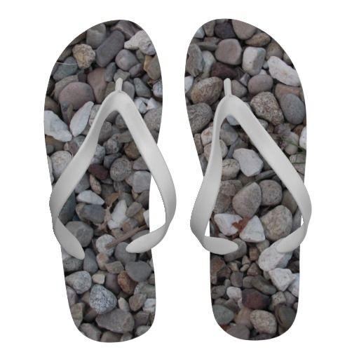 Rocks and pebbles sandals