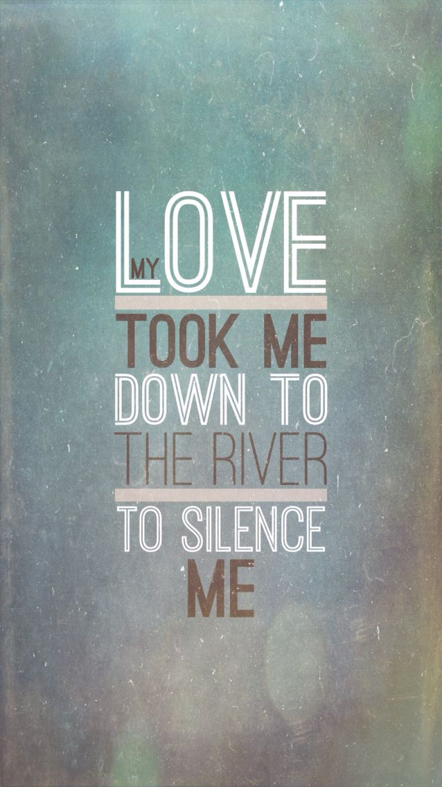 Lyric lyrics to down to the river : Lyrics from