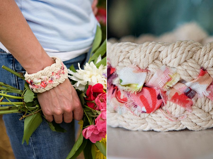 Braided bracelets... wonder if I can still find the Target bracelets used?