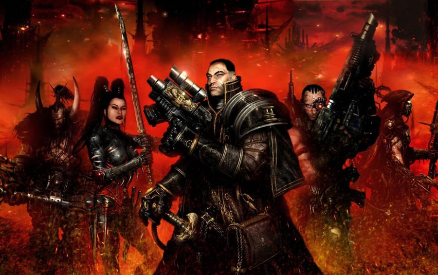 Dark Heresy Wallpaper By Tviburidraugur Warhammer 40k