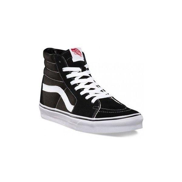 Vans Basket SK8-HI Shoes (High-top Trainers) ($81) ❤ liked on ...