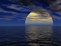Paesaggio Surreale Fotografia Stock - Immagine: 19911530