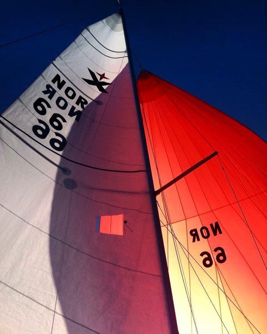 Summer Flashback on a rainy day. #summer #skjærgård #sailing #sailboat #søgne #vestagder #norway by geir_ketil_haga
