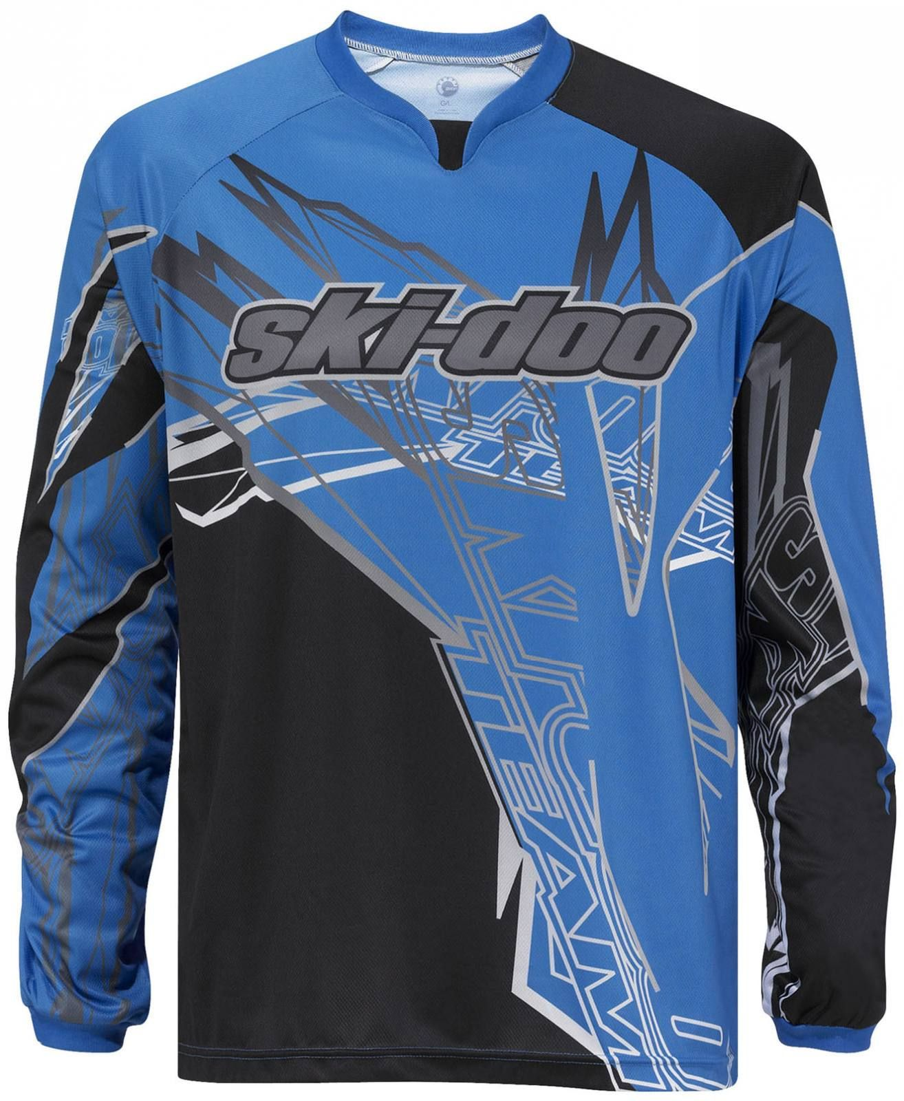 Ski Doo Mountain Jersey From Tousley Motorsports Long Sleeve Tshirt Men Mens Outfits Skiing