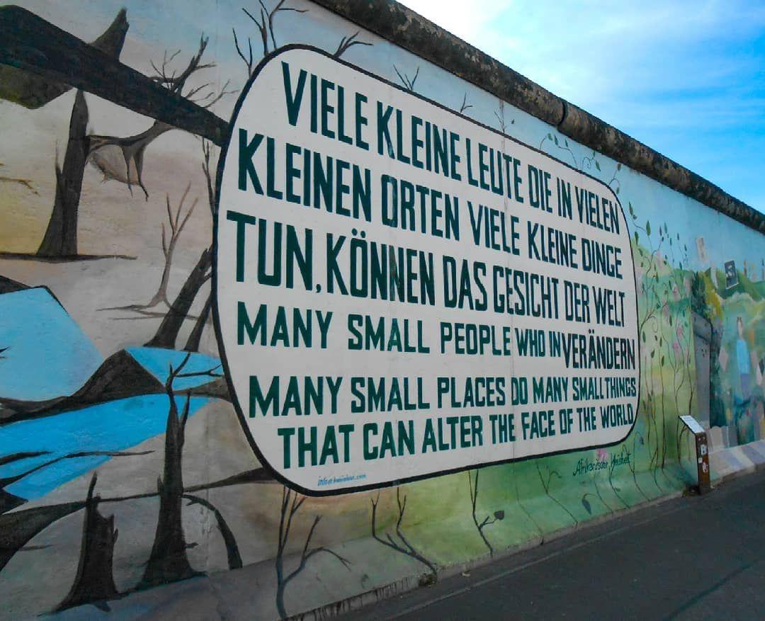 East Side Gallery Berlin East Side Gallery Travel Travel Memories