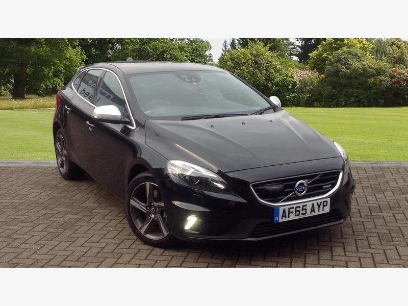 volvo v40 owners manual 2016