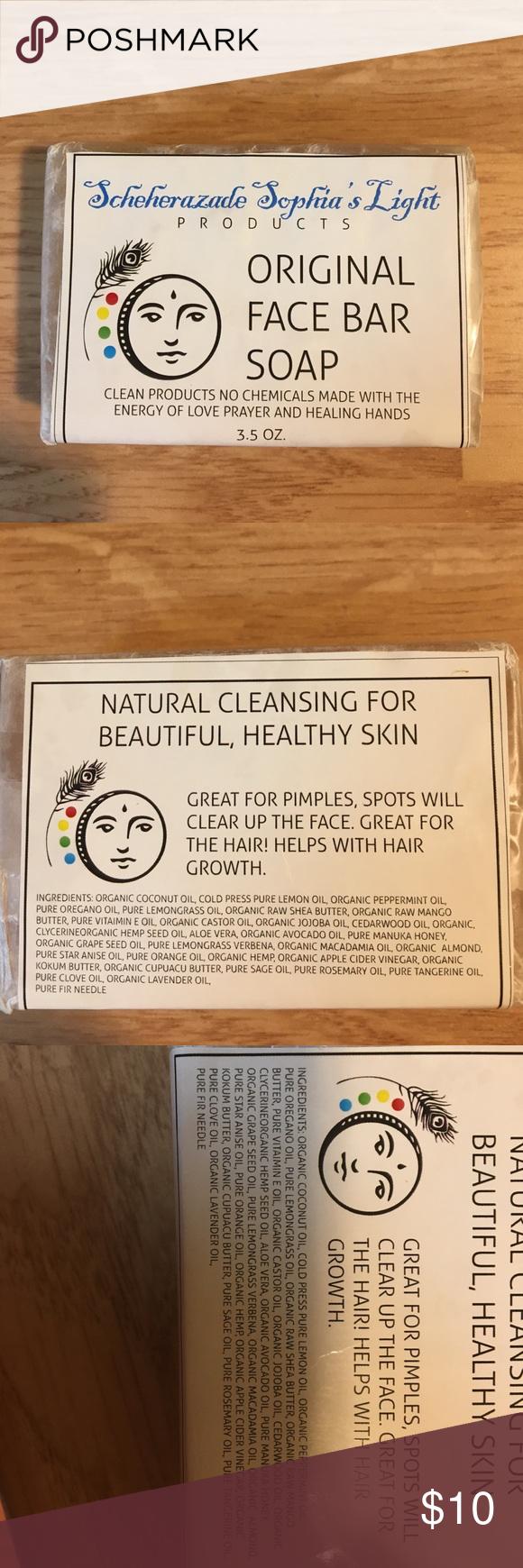 NEW Organic Homemade soap bar Brand new organic handmade