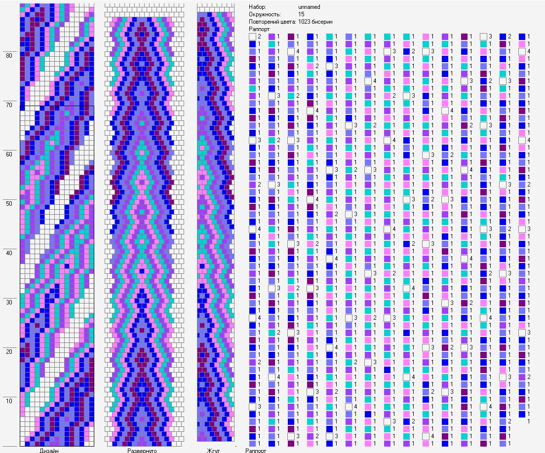 Lbeads 15 around, bead crochet patterns galore. | Beading-Native ...