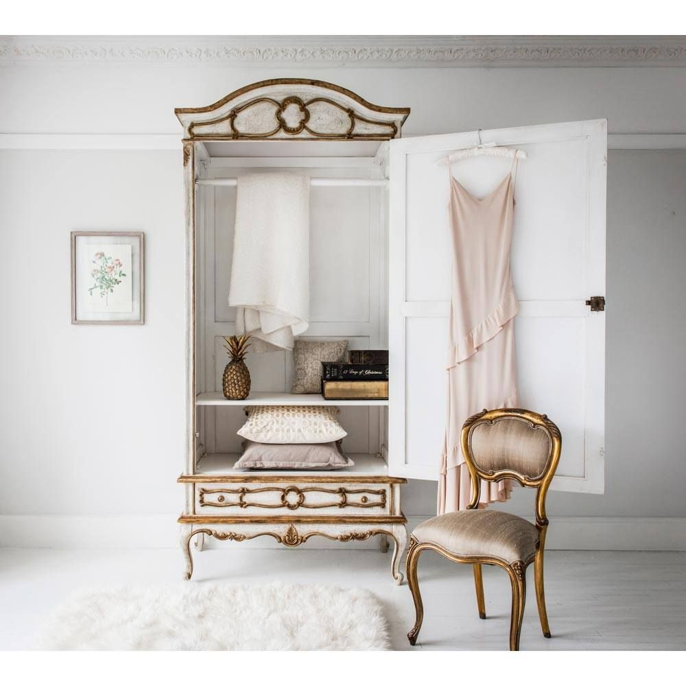 Palais classical french armoire french wardrobe french bedroom