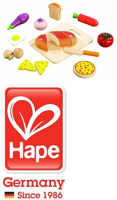 Kitchens Hape Gourmet Chef Cuisine Kid S Play Kitchen Food