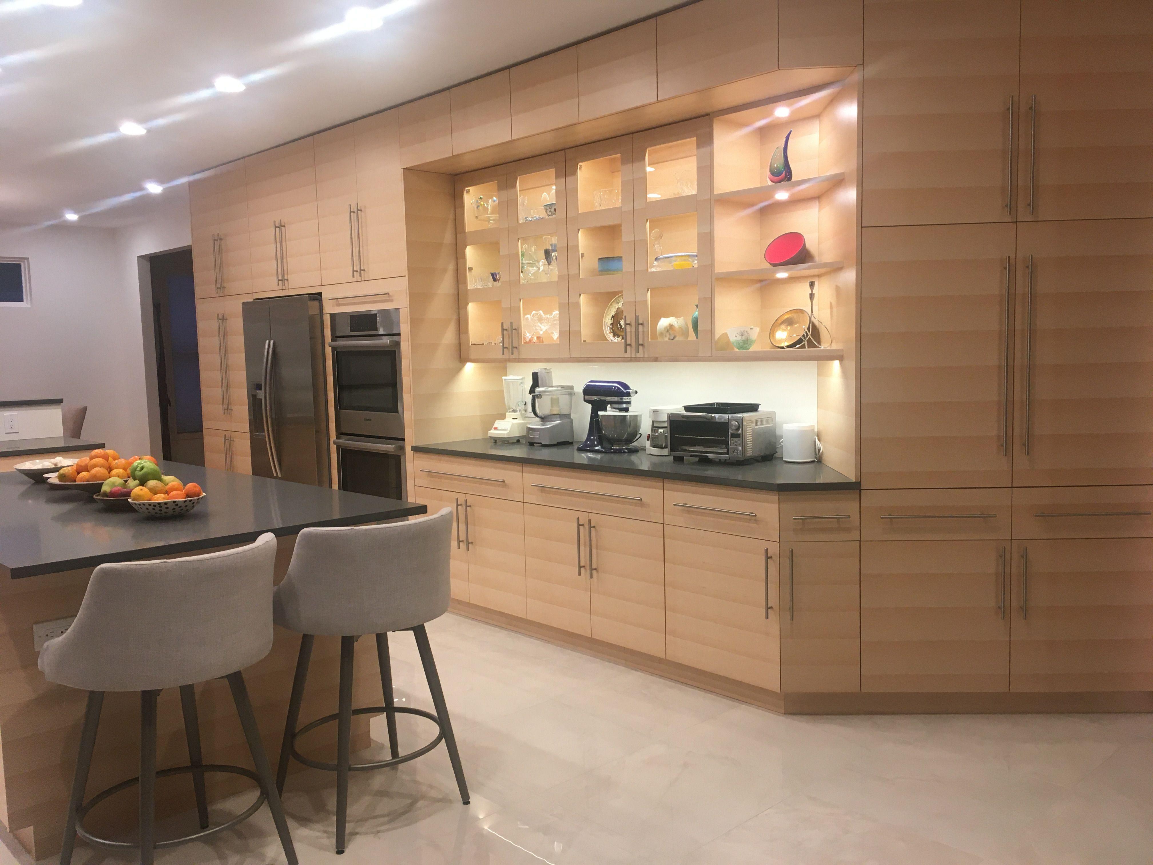 Ann Arbor Contemporary Kitchen In 2020 Contemporary Kitchen Kitchen Nickel Steel