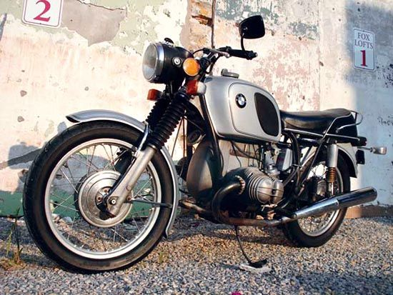 Ten Days With a 1973 BMW R75 /5 -  Maintenance recommendations