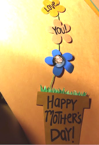 Happy Mother's Day Flower Pot Craft #myperfectmothersday