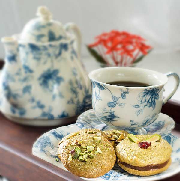 Gluten Free Pistachio Cookies Recipe Desserts with pistachios ...