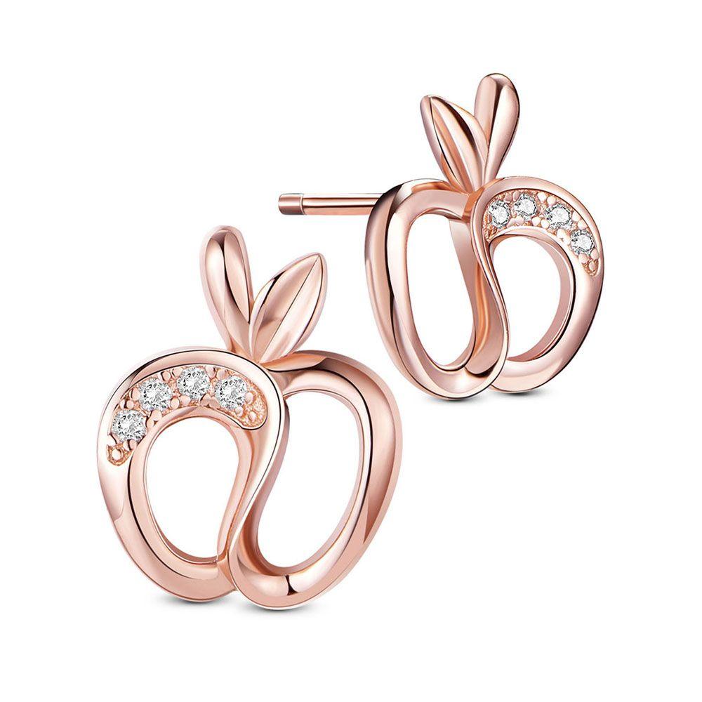 Sterling Silver Cat Ear Studs — AUS Postage — Jewellery Sterling 925 Earrings