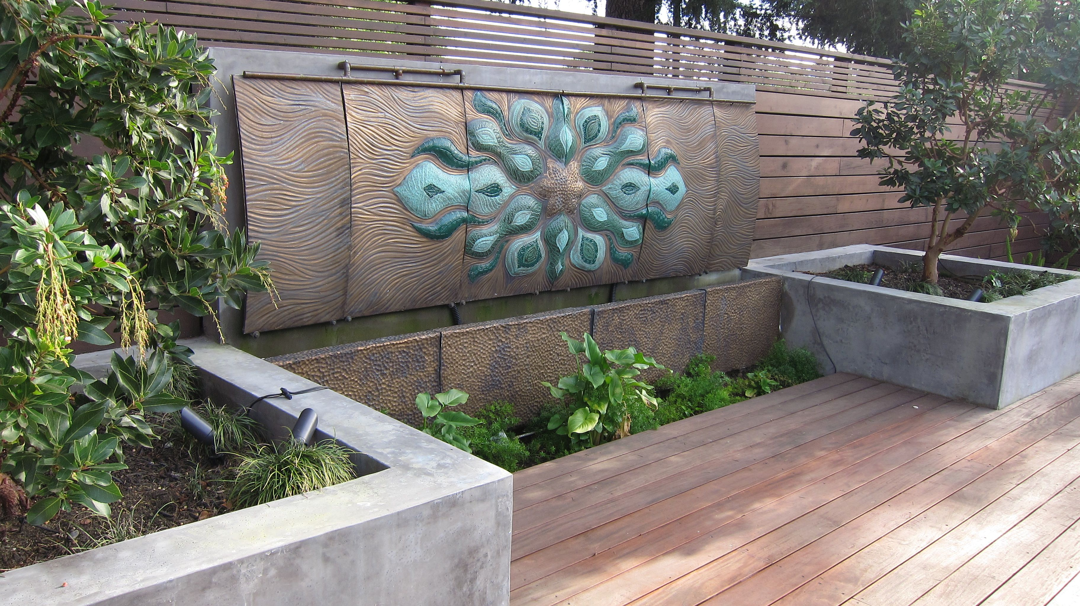 Water Features Wall Fountain
