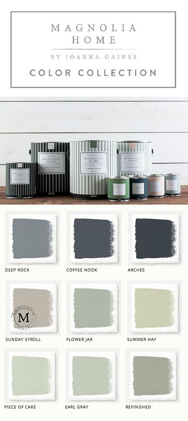 Magnolia Homes By Joanna Gaines Premium Interior Home Paint Collection Magnolia Homes Paint Modern Home Furniture Magnolia Homes