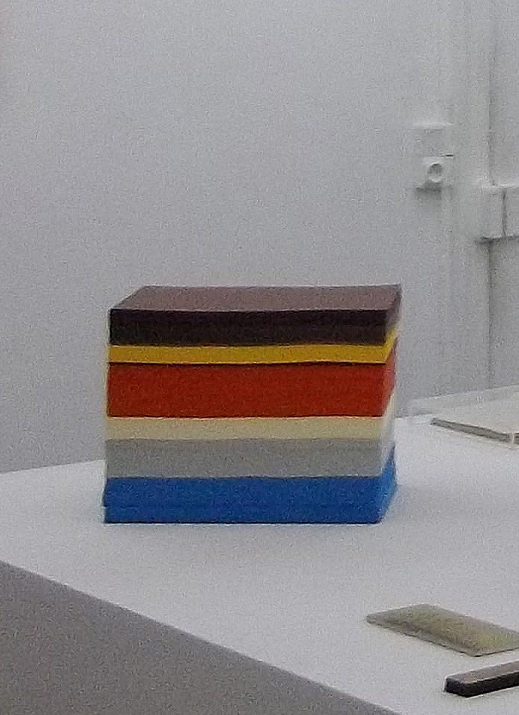 couleurs et couches géologiques...