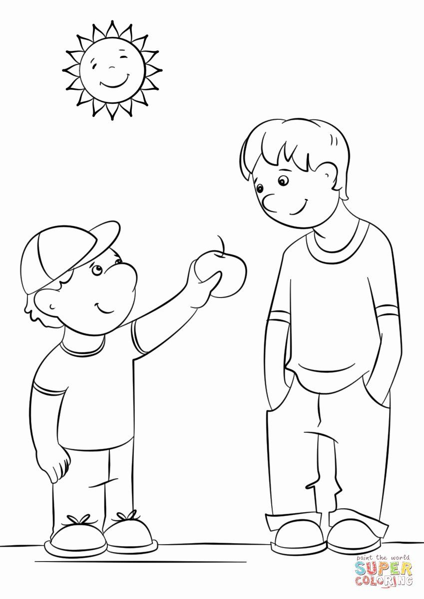 Clothing Coloring Pages Printables New Showing Kindness Coloring Page Kindness Coloring Pages In 2020 Abc Coloring Pages Coloring Pages Bible Coloring Pages