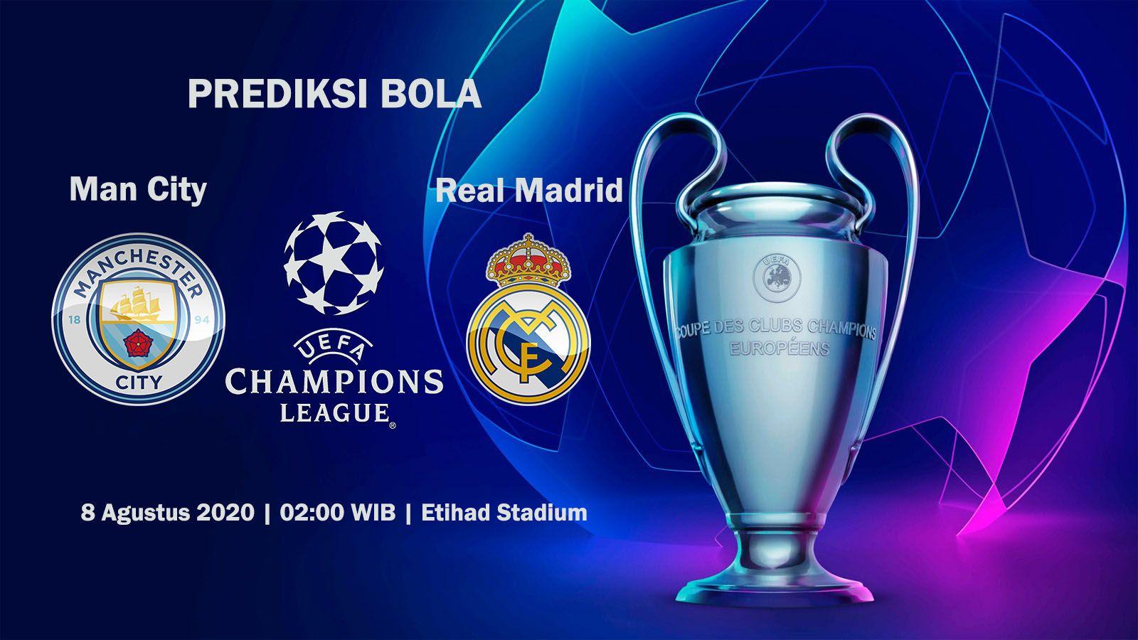 Real Madrid Vs Manchester City 1 2 Uefa Champions League 26 02 2020 En 2020 Juvenal Champion S League