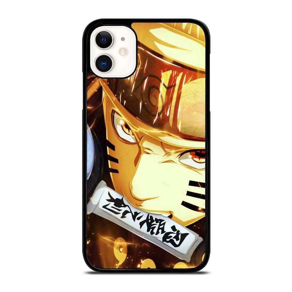 Naruto shippuden bijuu modee iphone 11 case cover