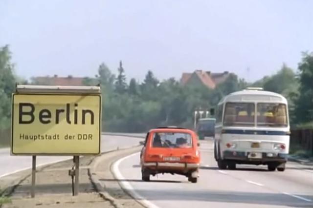 1980 - Berlin die Hauptstadt der DDR