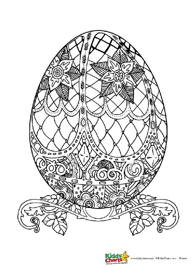 Easter Egg Coloring Pages Hard Easter Coloring Pictures Coloring Eggs Easter Coloring Pages Printable
